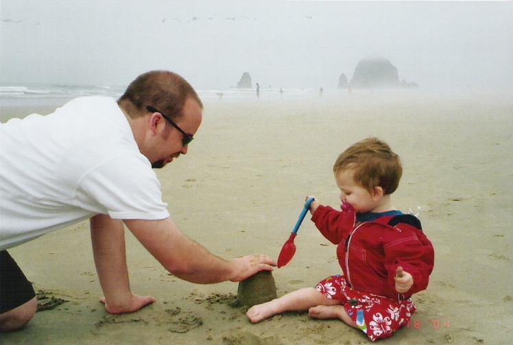 A & Daddy, 2004.