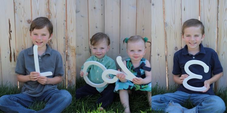 Kids spring 2012