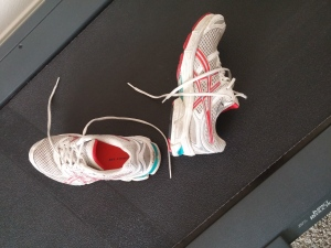 Tired Running Shoes | Fefferfit